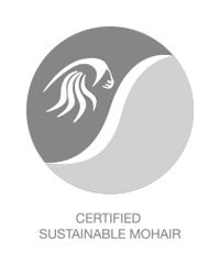Sustainable Mohair Grey